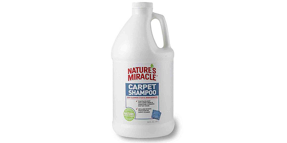 Stain&Odor Remover. Carpet Shampoo.
